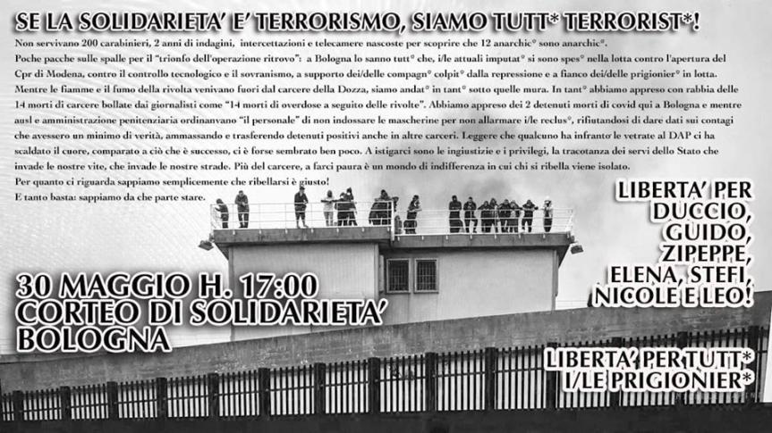 Corteo - Bologna